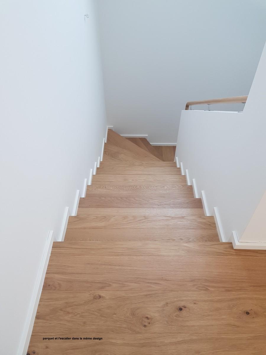 Referenzen Escalier
